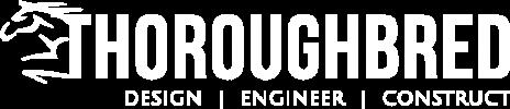 Logo_White - Thoroughbred